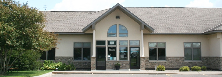 Chiropractic Baxter MN Office Building